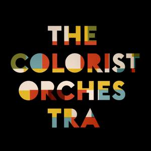 The Colorist Orchestra concert at Stadsschouwburg, Mechelen on 21 January 2020