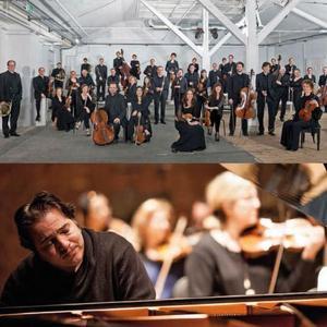 Kammerorchester Basel concert at Druckereihalle Im Ackermannshof, Basel on 23 May 2020