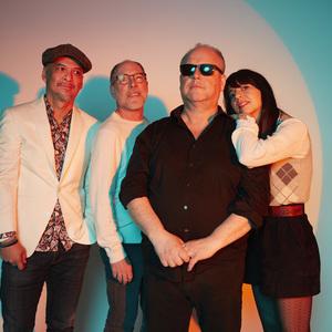 Pixies concert at Heineken Big Top, Galway on 17 July 2020
