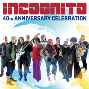 Incognito concert at Mojo Club, Hamburg on 23 November 2019