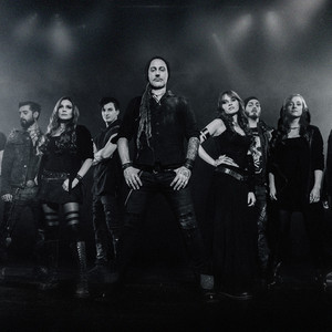 Eluveitie concert at Turbinenhalle Ii, Oberhausen on 09 November 2019