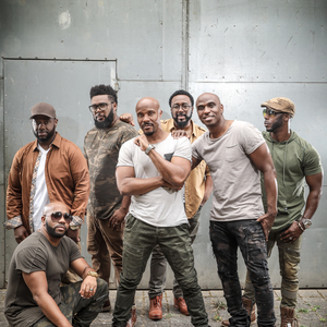 Naturally 7 concert at Oude Luxor Theater, Rotterdam on 22 October 2019