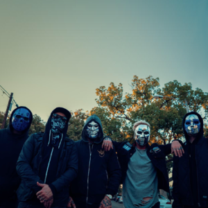 Hollywood Undead concert at Universiada Hall, Sofia on 02 March 2020