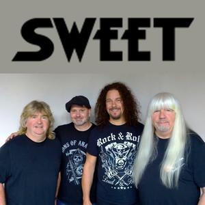 Sweet concert at Aalborg Kongres & Kultur Center, Aalborg on 07 March 2020