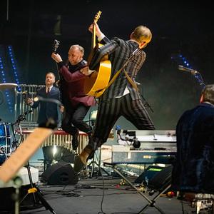 The Kik concert at Vera, Groningen on 26 March 2020