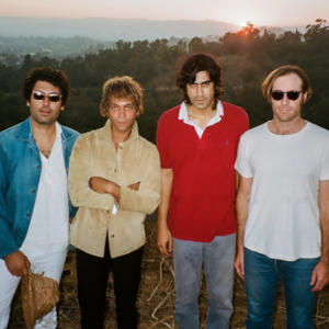 Allah-Las concert at Fuzz Live Music Club, Athens on 24 October 2019