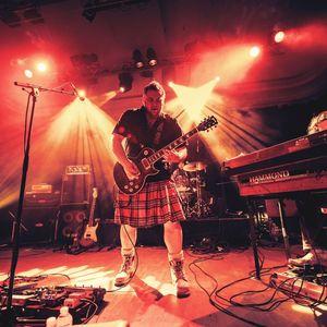 King King concert at Boiler Shop, Newcastle Upon Tyne on 15 April 2020