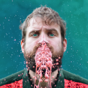 The Pictish Trail concert at The Paisley Arts Centre, Paisley on 13 October 2019