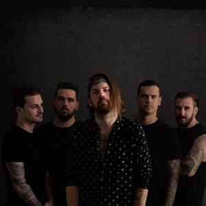 Beartooth concert at Trix, Antwerp on 01 March 2020