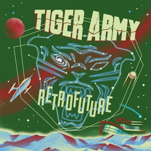 Tiger Army concert at Die Fabrik in Altona, Hamburg on 17 November 2019