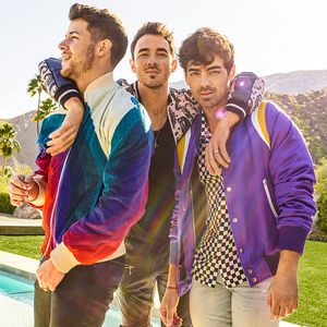 Jonas Brothers concert at Lotto Arena, Antwerp on 08 February 2020