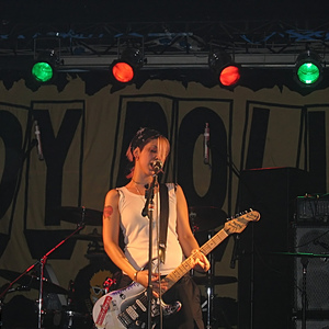 Toy Dolls concert at L'AERONEF, Lille on 12 December 2019