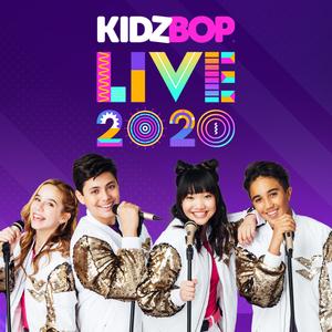 Kidz Bop Kids concert at First Ontario Concert Hall, Hamilton on 23 February 2020