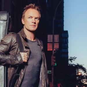 Sting concert at Schlosspark, Munich on 20 July 2020