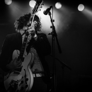 Beach Slang concert at The Olympic Venue, Boise on 03 April 2020