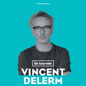 Vincent Delerm concert at THEATRE SEBASTOPOL, Lille on 01 April 2020