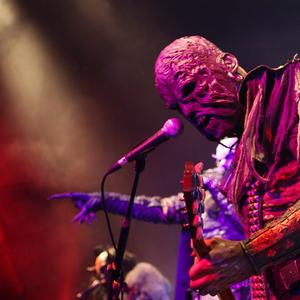 Lordi concert at Lusine - Scenes Et Cines, Istres on 27 February 2020