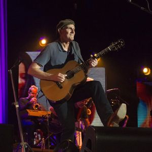 James Taylor concert at Rogers Arena, Vancouver on 15 April 2020