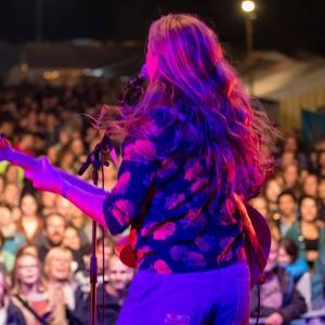 Dota Kehr concert at Kulturetage, Oldenburg on 22 November 2019