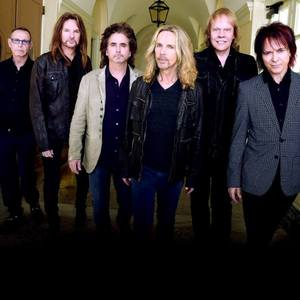 Styx concert at Abraham Chavez Theatre, El Paso on 15 December 2019