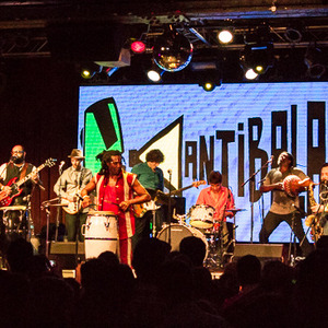Antibalas concert at The Olympic Venue, Boise on 23 February 2020